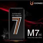 Gionee M7 Lite Price in Nigeria