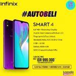 Infinix Smart 4 specs
