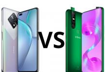 Infinix Zero 8 vs Infinix S5 Pro