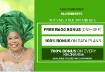 How To Check Glo Berekete Bonus