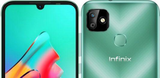 Infinix Smart HD 2021 Price in Nigeria